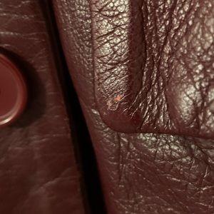 Vera Pelle Jackets & Coats - Vintage Vera Pelle Italian Leather Jacket Sz S